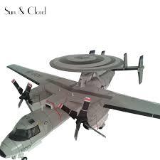 1 32 3D American Northrop Grumman E 2C Hawkeye Plane Aircraft