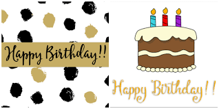 Birthday Card Print Free Printable Happy Birthday Cards Cultured Palate