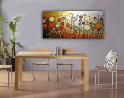 santin art large size jubilation hand made abstract oil painting