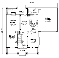 bungalow garage plans bungalow style house plan 4 beds 2 50 baths 2761 sq ft plan 419 298