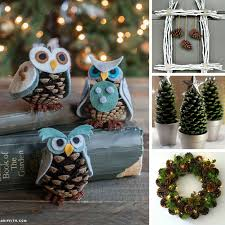 Easy Crafts To Decorate Your Home 14 Easy Pinecone Crafts To Decorate Your Home This