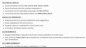 Resume Sample Quick Learner by Sql Resume 21 Sql Resumes Dba Sample Server All File Uxhandy Com