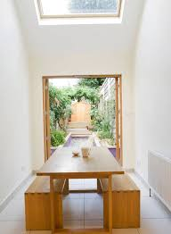 long narrow kitchen table best 25 narrow dining tables ideas on