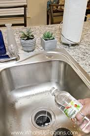 How To Clean Kitchen Sink by How To Clean And Deodorize Your Smelly Garbage Disposal