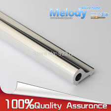 Bathroom Shower Screen Seals Al010 Bath Room Fittings Aluminum Seal Water Retaining Bar Shower