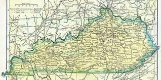 kentucky map bardstown 1910 kentucky census map access genealogy