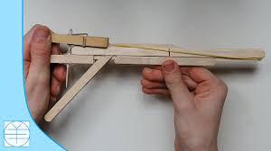 how to make a popsicle stick gun full hd youtube