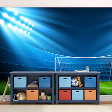 create a wall wall murals photo wallpaper canvas prints floodlights on area wall mural