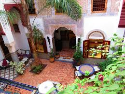 moroccan riad floor plan 1001 nights how to choose the perfect riad conversant traveller