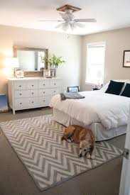 Simple Master Bedroom Ideas 2013 Ten June Our Rental House A Master Bedroom Tour