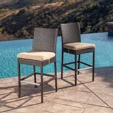 Patio Bar Chairs by Bars U0026 Barstools Costco