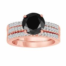 engagement rings with black diamonds black engagement rings wedding rings jewelry by garo