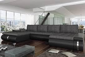 canapé d angle de qualité bmf fado canapé d angle imitation cuir tissu gauche bon rapport