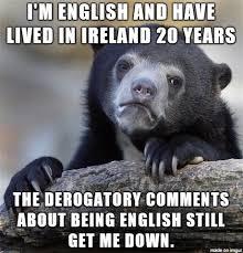 Silent Treatment Meme - english living in ireland meme on imgur