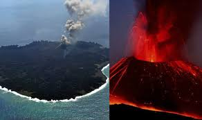 world s largest lava l list of volcanoes in india the only indian live volcano at andaman