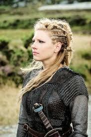 lagertha lothbrok hair braided lagertha actress katheryn winnick from vikings pencil drawing
