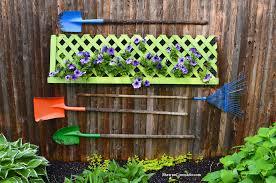 wall art garden at home and interior design ideas