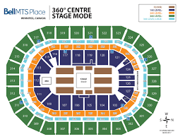 rogers center floor plan seating bell mts place