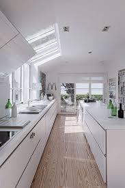cuisine blanche design cuisine blanche 30 photos pour mettre du blanc dans sa cuisine