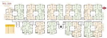 floor plans bella vista alwal residential property buy bella