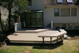 backyard decks ideas home decorating and tips small deck patio