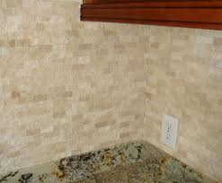split face tile kitchen backsplash home design ideas