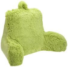 husband bed rest pillow amazon com shagalicious bedrest turquoise reading pillows
