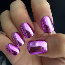 metallic purple nails reviews online shopping metallic purple