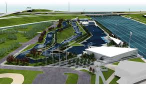 design center oklahoma city whitewater course design plans falling into place boathouse district