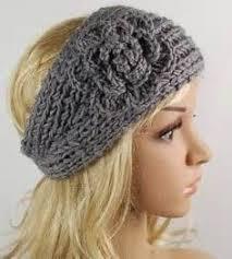 crocheted headbands free crochet headband pattern with flower images crochet