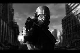 New York City Skyline Wallpaper Black And White Image Gallery Hcpr by Fallout Ncr Wallpaper