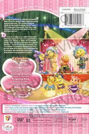 fifi flowertots fifi talent show bilingual dvd movie