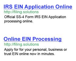 apply for ein