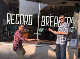 record breakers former reggies vinyl shop lands in avondale