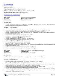 esthetician resume sample no experience final professional cv of leonore van wyk