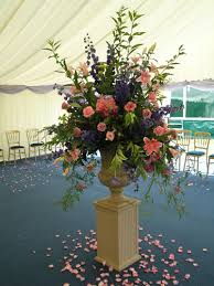 wedding flowers auckland urns for wedding flowers wedding pedestals pillars and urns for