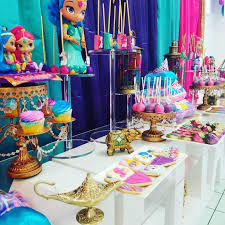 party ideas shimmer and shine party ideas popsugar