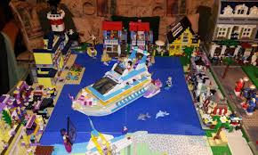 delightful lego city beach house part 12 zabercau0027s lego