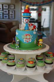 1585 taart images cakes paw patrol cake