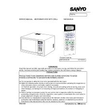 sanyo emg454 service manual download schematics eeprom repair