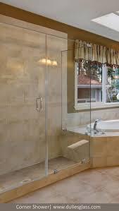12 best corner shower doors images on pinterest corner shower