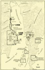Map Of Seward Alaska by Miller U0027s Landing