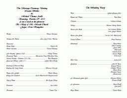 catholic wedding program template catholic wedding program template inside section 1462600 top