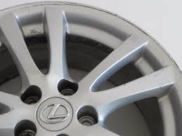 lexus is 250 dunlop tires 2006 lexus is250 is350 rear rim wheel tire 18x8 5 alloy 42611