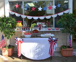 4th of july home decorations home decor fourth of july backyard party celebrate little miss momma