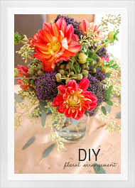 Diy Flower Arrangements Diy Flower Arrangements At Garanimals Blog