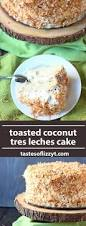 coconut tres leches cake homemade cake recipe with coconut cream