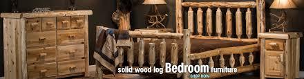 Log Cabin Bathroom Vanities by Log U0026 Rustic Furniture At Great Prices Quality Rustic Decor