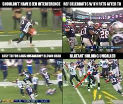 Jaguars Memes - 16 best memes of the refs helping tom brady the patriots beat the