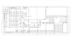 bloc autocad cuisine restaurant design cad layout plan cadblocksfree cad blocks free